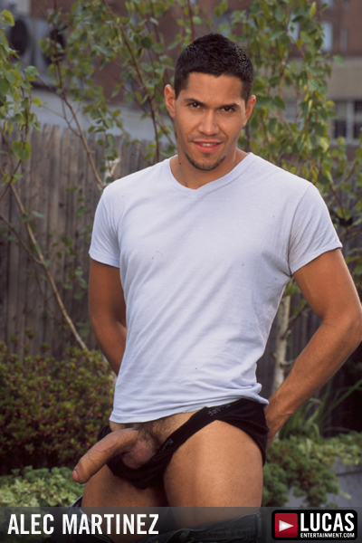 Alec Martinez - Gay Model - Lucas Entertainment