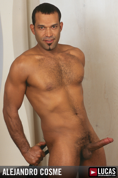 Alejandro Cosme - Gay Model - Lucas Entertainment