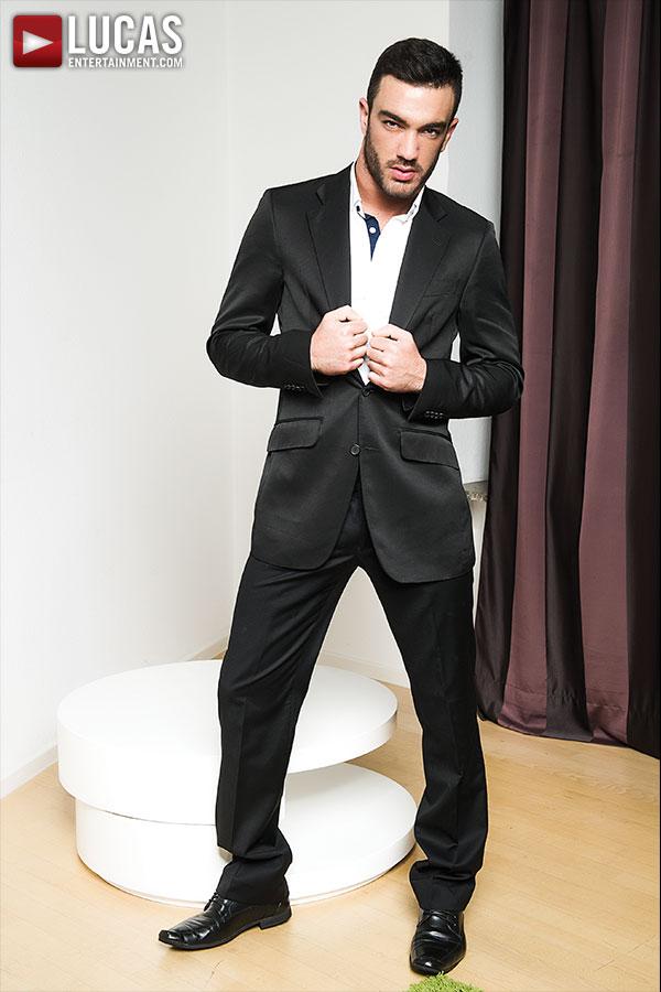 Alejandro Alvarez - Gay Model - Lucas Entertainment