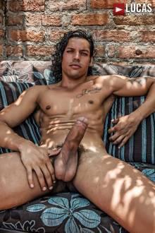 Alejandro Castillo - Gay Model - Lucas Entertainment