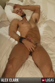 Alex Clark - Gay Model - Lucas Entertainment