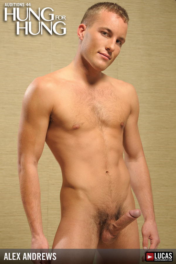 Alex Andrews - Gay Model - Lucas Entertainment