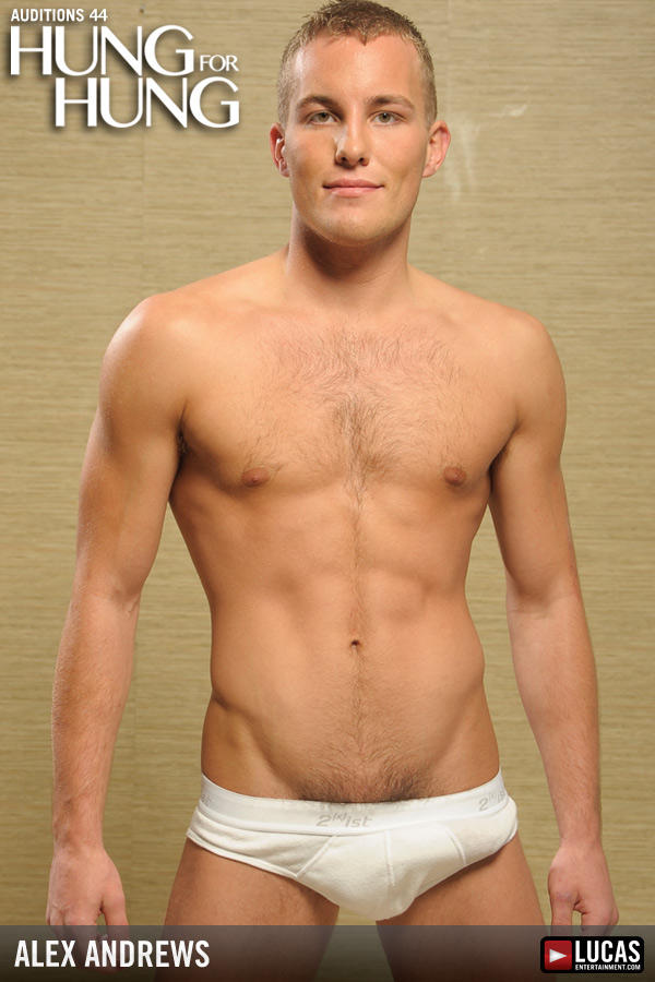 Alex Andrews - Gay Model - Lucas Entertainment