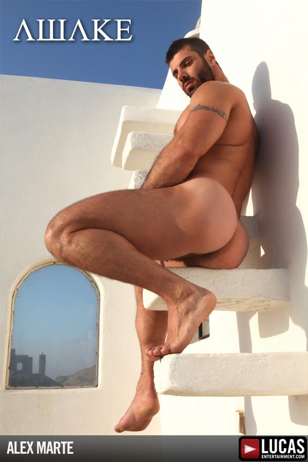 Alex Marte - Gay Model - Lucas Entertainment