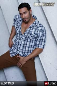 Alexy Tyler - Gay Model - Lucas Entertainment
