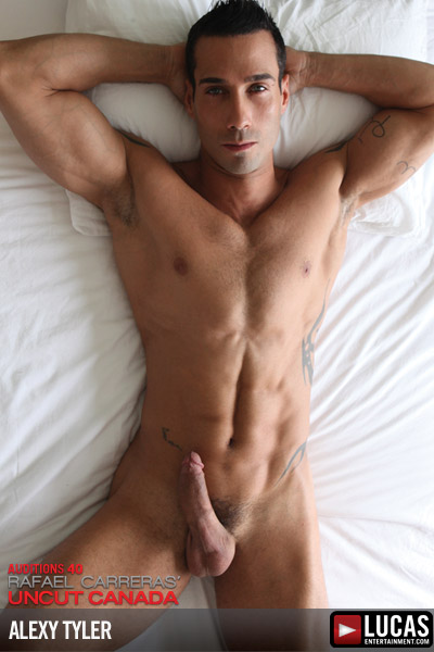 Alexy Tyler - Gay Model - Lucas Entertainment