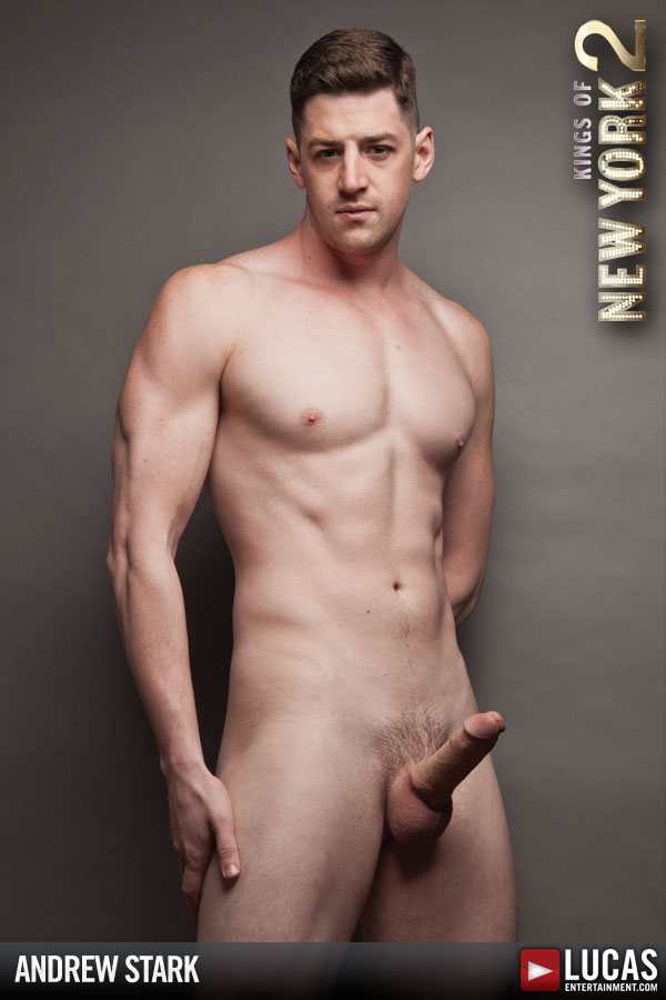 Andrew Stark - Gay Model - Lucas Entertainment