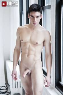 Anthony Verruso - Gay Model - Lucas Entertainment