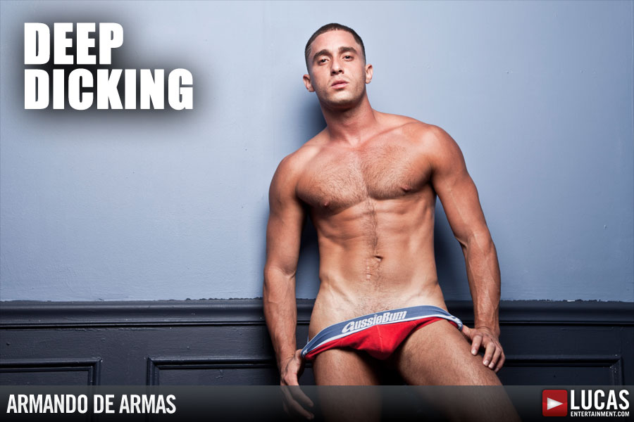 Armando de Armas - Gay Model - Lucas Entertainment