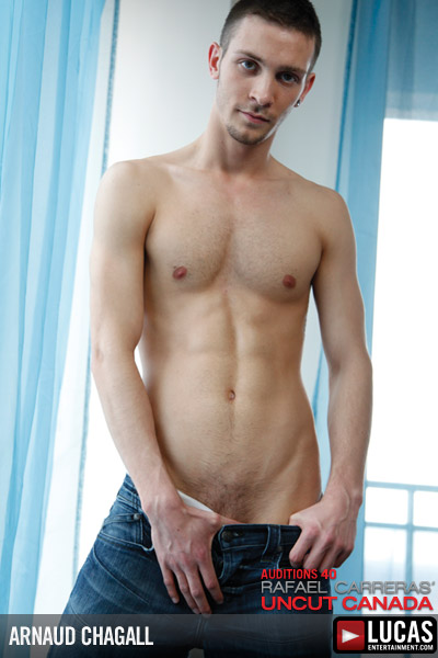 Arnaud Chagall - Gay Model - Lucas Entertainment