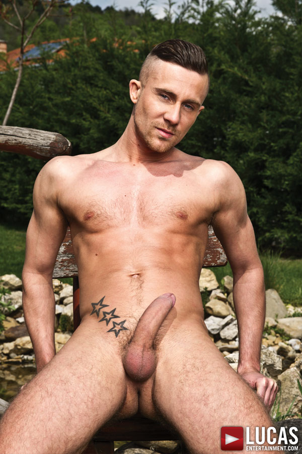 Axel Fulling - Gay Model - Lucas Entertainment