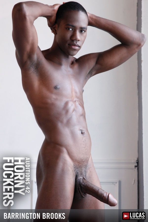 Barrington Brooks - Gay Model - Lucas Entertainment