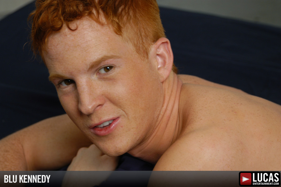 Blu Kennedy - Gay Model - Lucas Entertainment