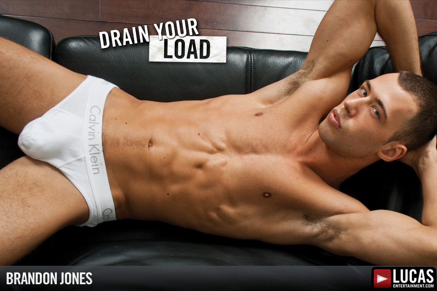 Brandon Jones - Gay Model - Lucas Entertainment