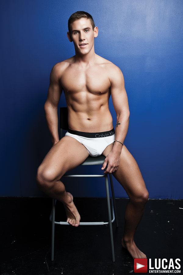 Brent Alex - Gay Model - Lucas Entertainment