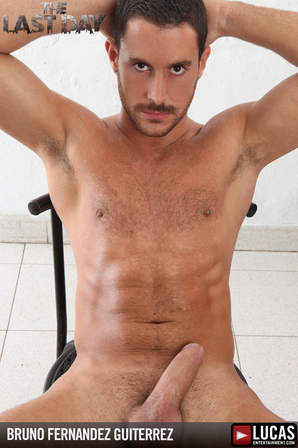 Bruno Fernandez Gutierrez - Gay Model - Lucas Entertainment