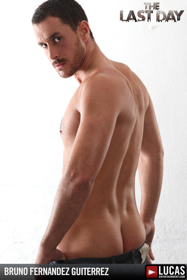 Bruno Fernandez Gutierrez - Gay Model - Lucas Entertainment