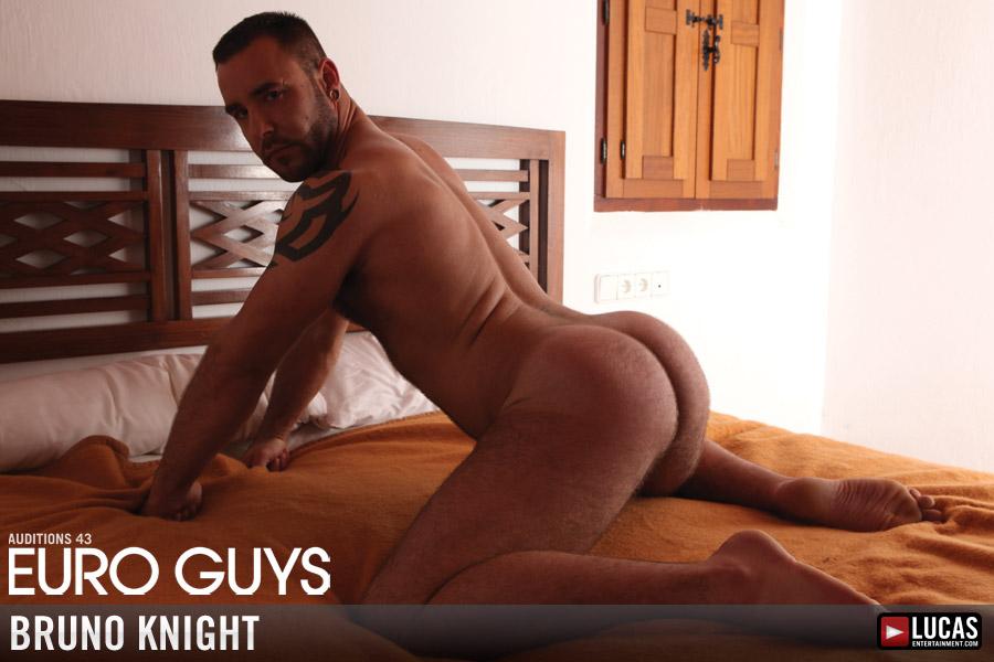 Bruno Knight - Gay Model - Lucas Entertainment