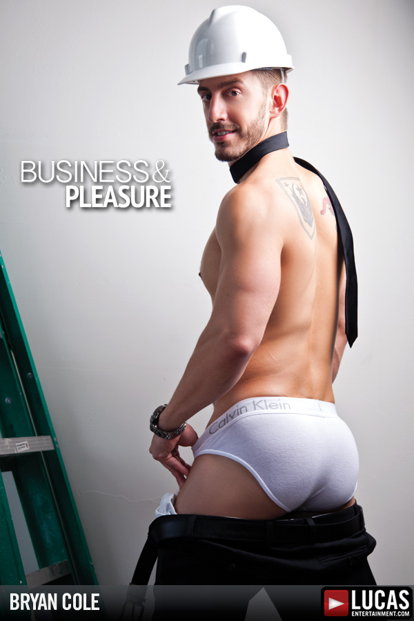 Bryan Cole - Gay Model - Lucas Entertainment