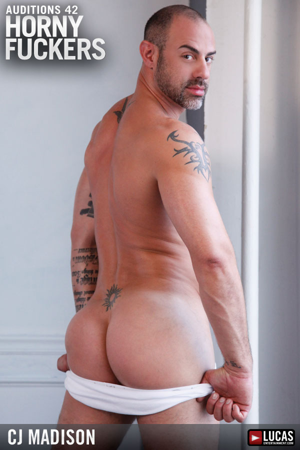 CJ Madison - Gay Model - Lucas Entertainment