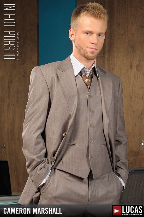 Cameron Marshall - Gay Model - Lucas Entertainment