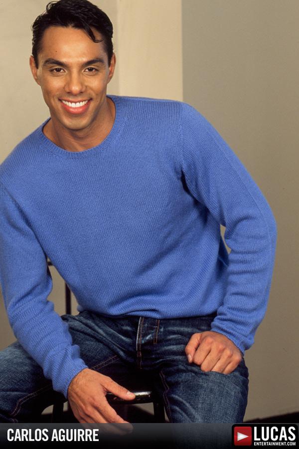 Carlos Aguirre - Gay Model - Lucas Entertainment