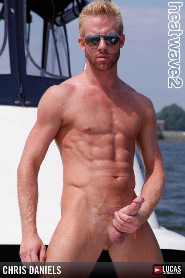 Christopher Daniels - Gay Model - Lucas Entertainment