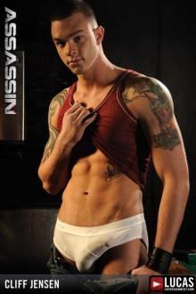 Cliff Jensen - Gay Model - Lucas Entertainment