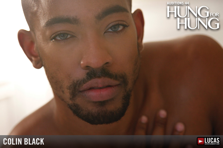 Colin Black - Gay Model - Lucas Entertainment