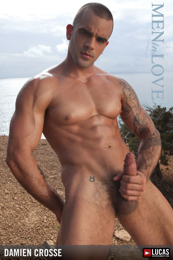 Damien Crosse - Gay Model - Lucas Entertainment