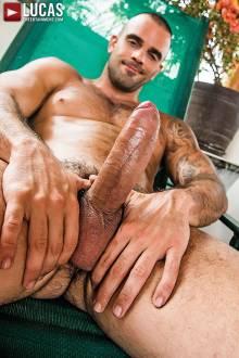 Damien Crosse - Gay Model - Lucas Entertainment