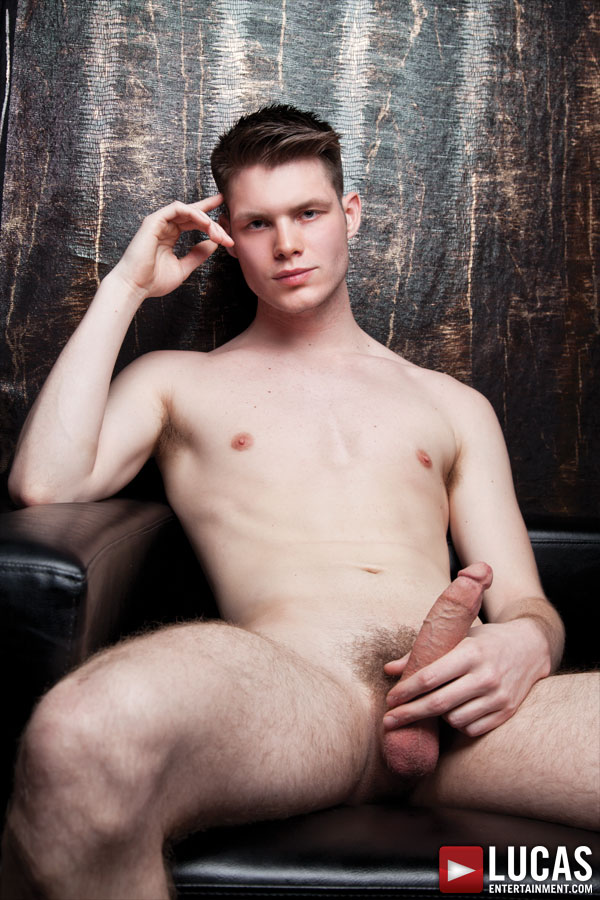 David Lonnstrom - Gay Model - Lucas Entertainment