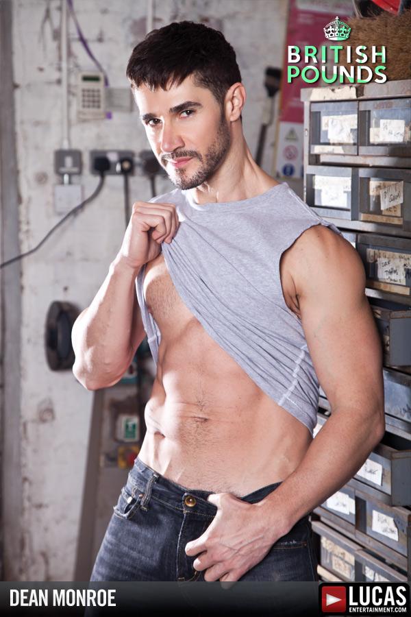 Dean Monroe - Gay Model - Lucas Entertainment