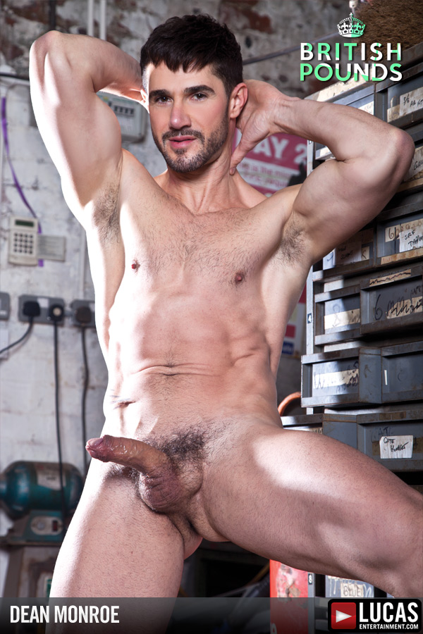 Dean Monroe - Gay Model - Lucas Entertainment