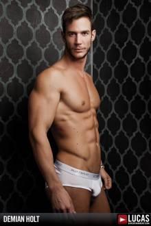 Demian Holt - Gay Model - Lucas Entertainment