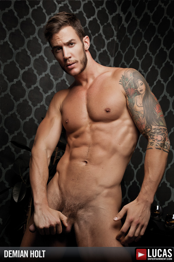 Demian Holt - Gay Model - Lucas Entertainment