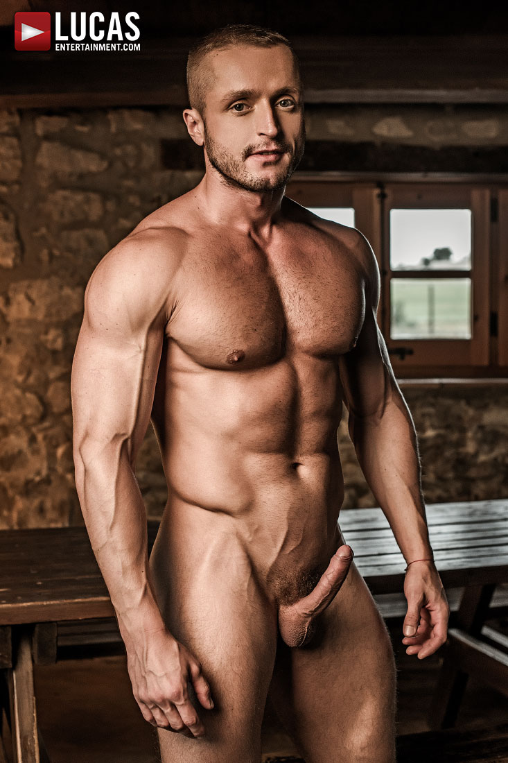 Dennis Sokolov - Gay Model - Lucas Entertainment