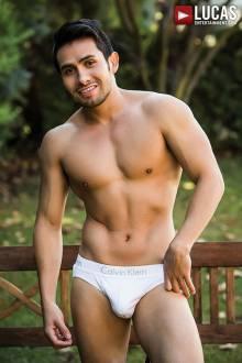Derek Allan - Gay Model - Lucas Entertainment
