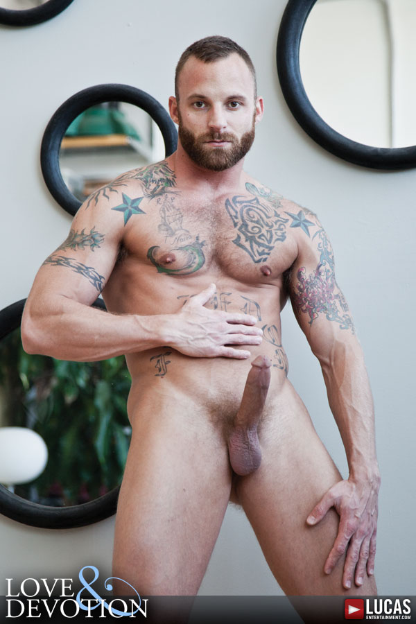 Derek Parker - Gay Model - Lucas Entertainment