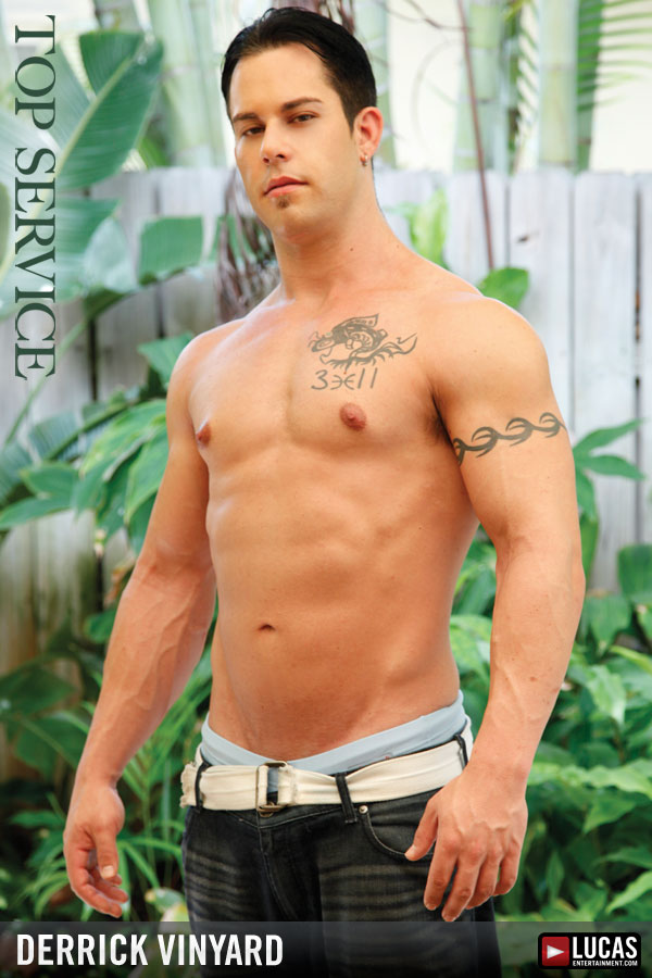 Derrick Vinyard - Gay Model - Lucas Entertainment