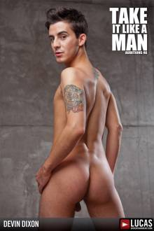 Devin Dixon - Gay Model - Lucas Entertainment