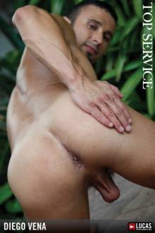 Diego Vena - Gay Model - Lucas Entertainment