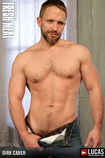 Dirk Caber - Gay Model - Lucas Entertainment