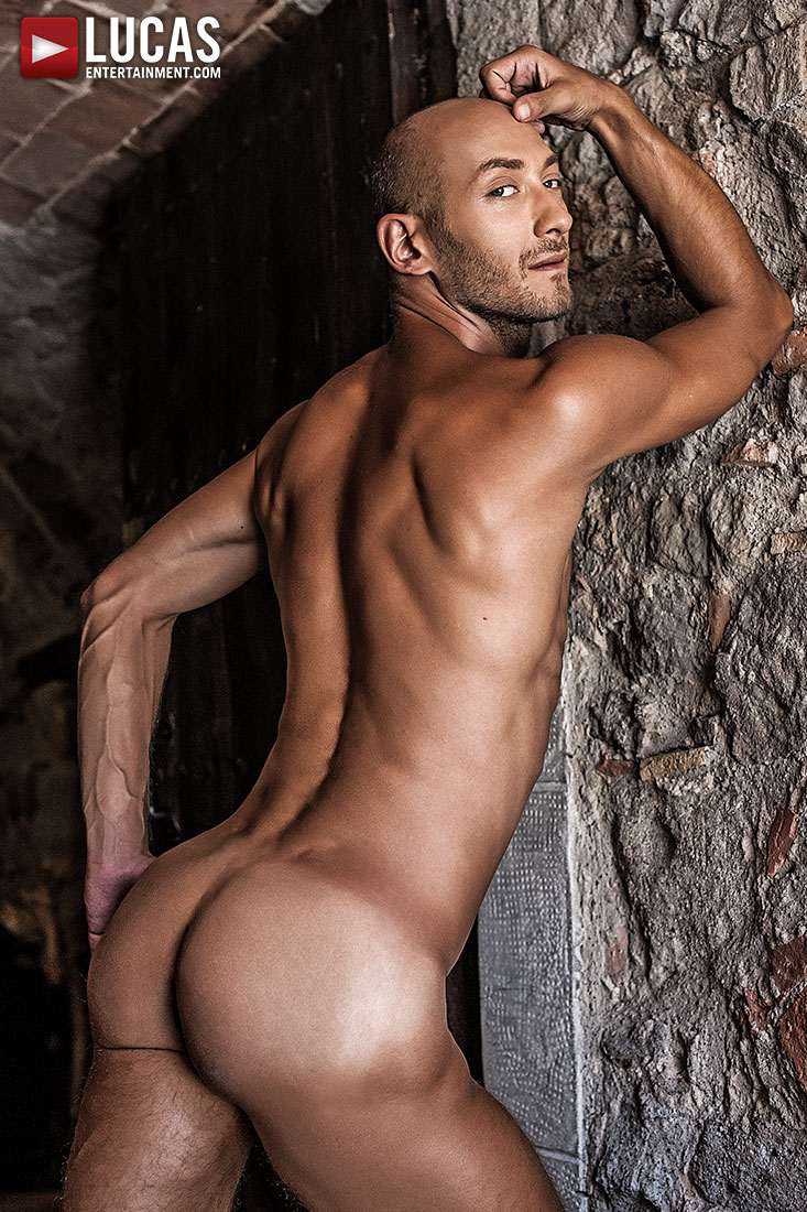 Dominic Arrow - Gay Model - Lucas Entertainment