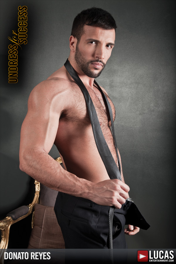 Donato Reyes - Gay Model - Lucas Entertainment