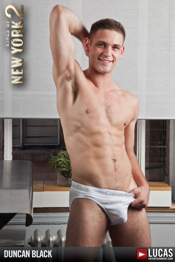 Duncan Black - Gay Model - Lucas Entertainment