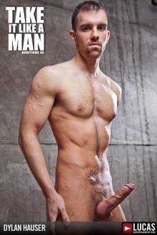 Dylan Hauser - Gay Model - Lucas Entertainment
