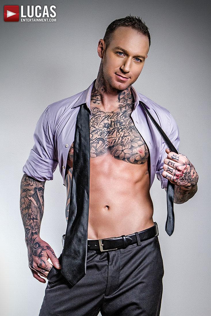 Dylan James - Gay Model - Lucas Entertainment