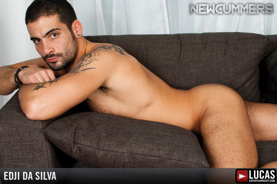 Edji Da Silva - Gay Model - Lucas Entertainment