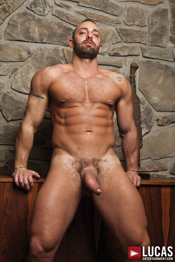 Fabio Stallone - Gay Model - Lucas Entertainment